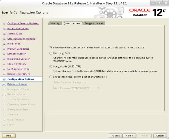 Installing 12c Database on Oracle Linux 7 | Oracle Database