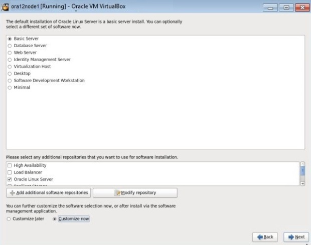 Installing Oracle Linux 6 on VirtualBox VM | Oracle Database